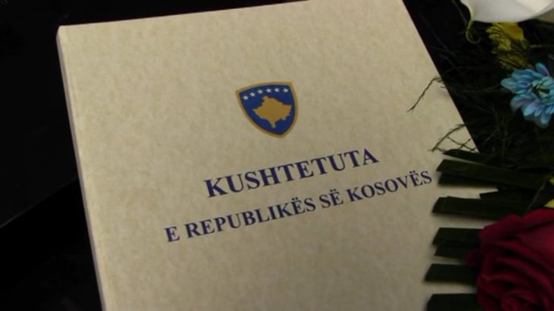 13 years since the voting of the Constitution of Kosovo, Hoxhaj accuses Kurti of