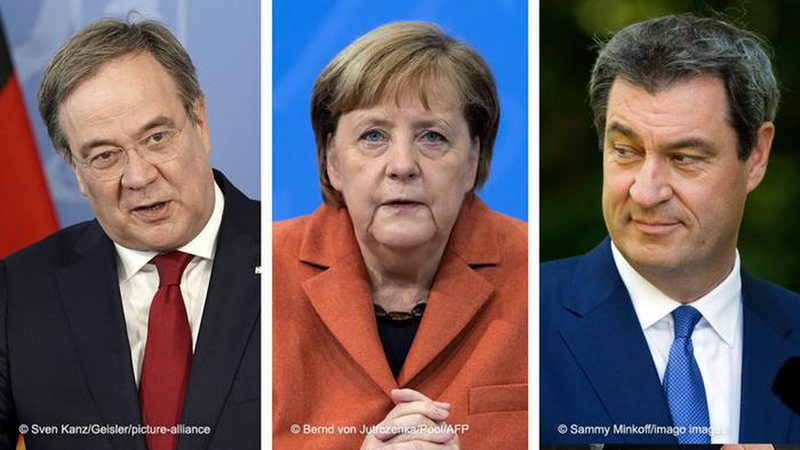 Ende pa një emër që do zëvendësojë Angela Merkel,
