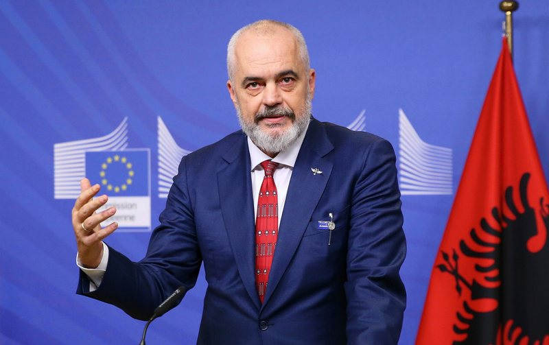 Edi Rama, Narcissus, narcissism and the April 25 campaign!