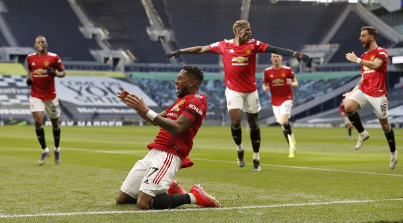 United overturn Tottenham, Mourinho disappointed by his players