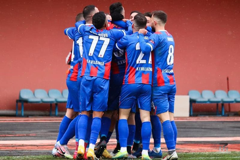 Clashes with the teams of the bottom table, Vllaznia is helped by the calendar