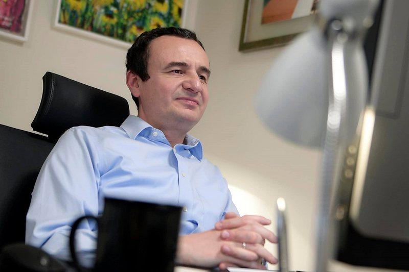 Kurti demands reciprocity in dialogue with Serbia, internationals further