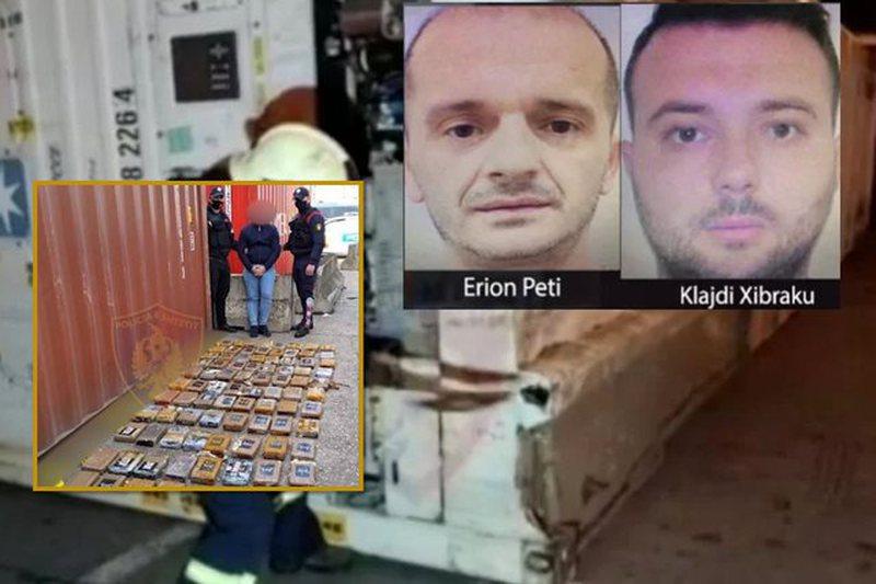 Hetimet e kryera nga SPAK dhe prokuroria e Durrësit për kokainën
