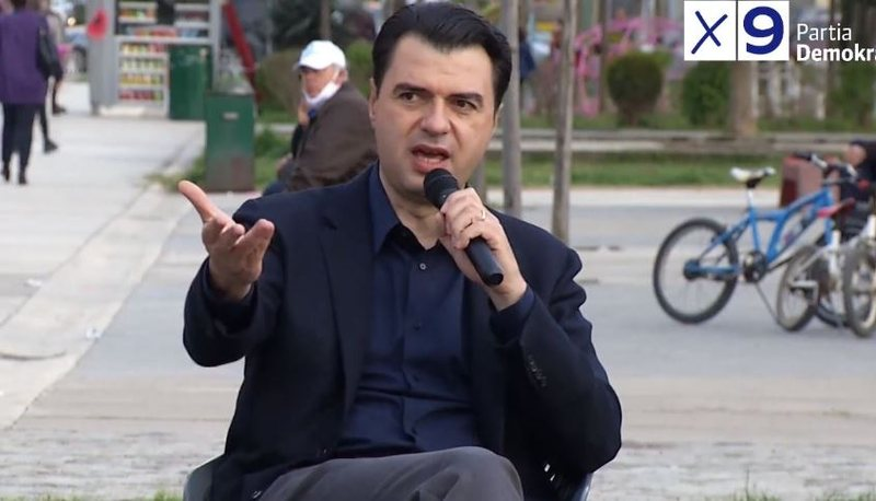 Election campaign / Lulzim Basha gives great promise to citizens: We will cancel