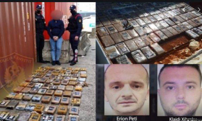 Ngarkesa me 143 kg kokainë në portin e Durrësit, Gjykata e