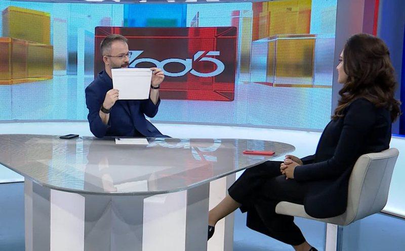 """""""Nga ka dalë identiteti im?!""""/ Gazetari i njohur vë"""