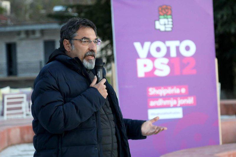 Çuçi: Do të sfidojmë numrat në Gjirokastër, PS