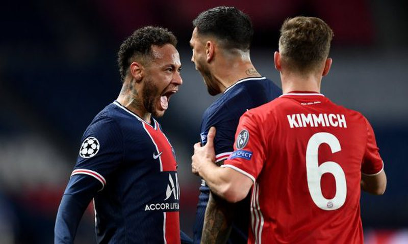 Bayern gives a spectacle but 1 goal is not enough, PSG goes to the semifinals