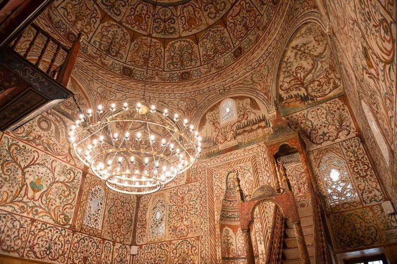 Xhamia e Et'hem Beut, Margariti prezanton punën pas restaurimit