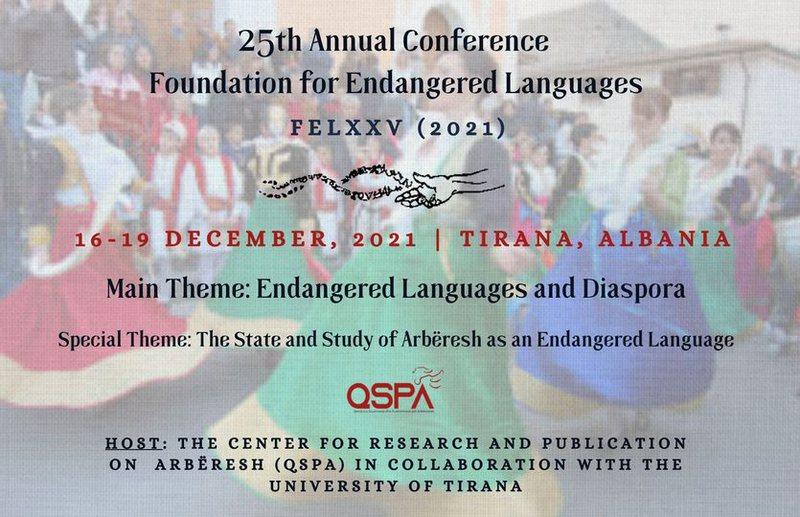 Gjuhët në rrezik, QSPA zgjidhet për organizimin e