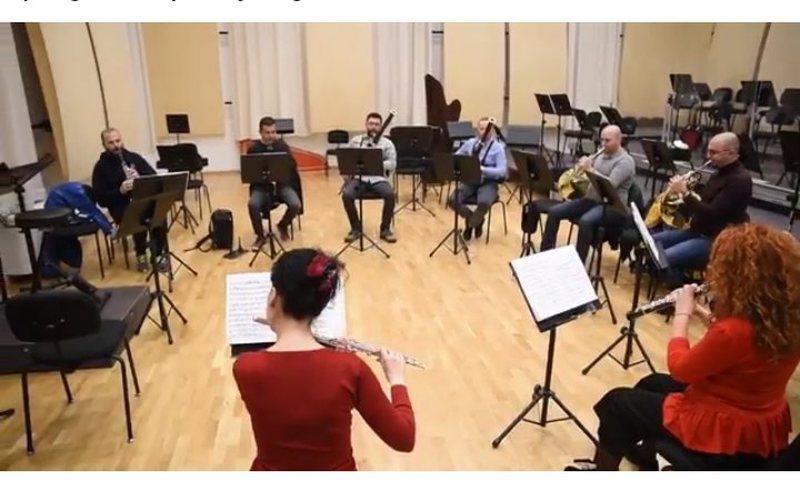 Artistët e TKOB, koncert premierë me një program klasik nga