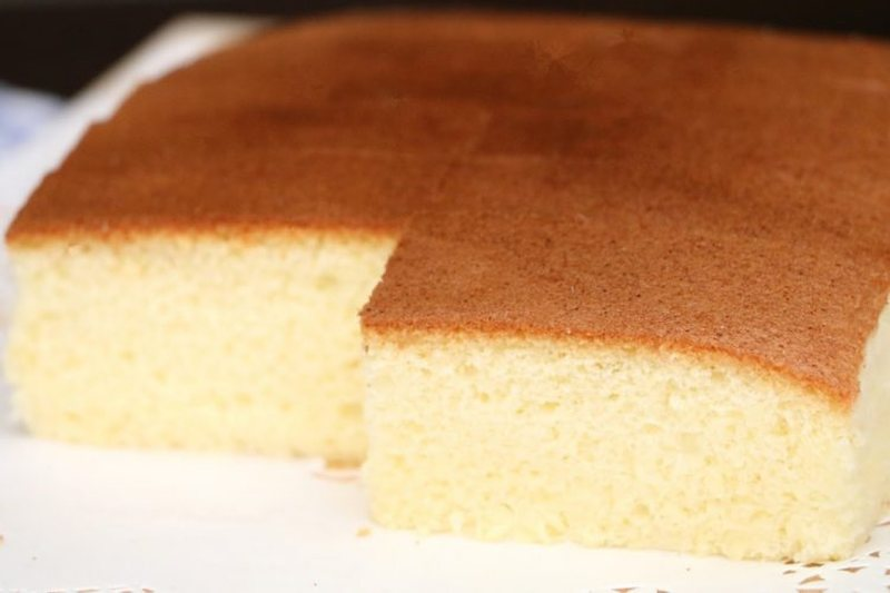 Super soft cake with light taste, you will lick your fingers / This is the