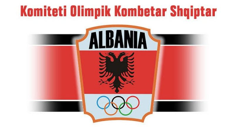 The president of the Albanian National Olympic Committee is elected, who is the