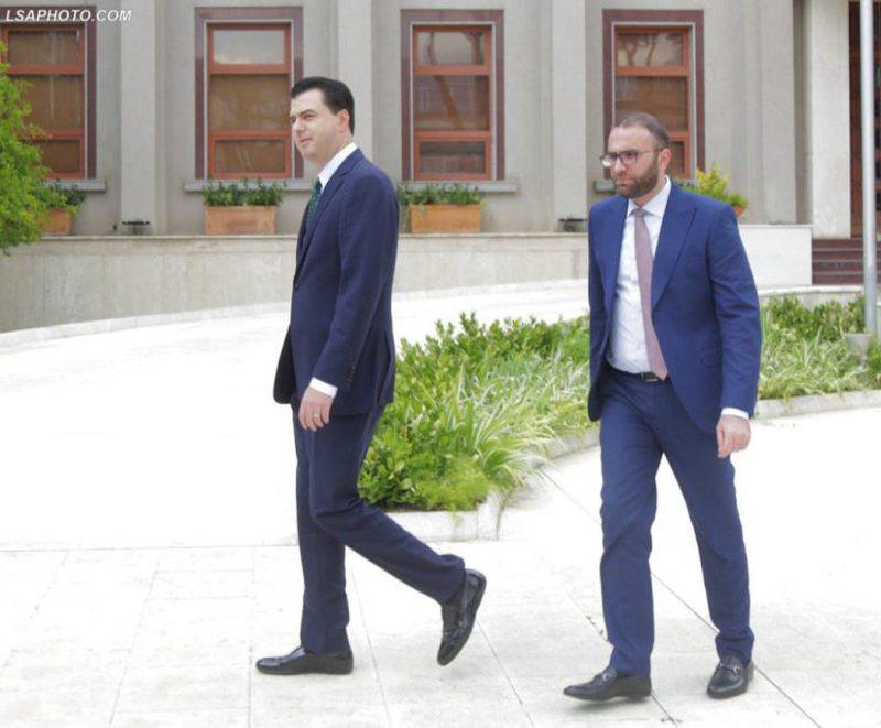 Synon postin e ministrit të Brendshëm në qeverinë Basha?