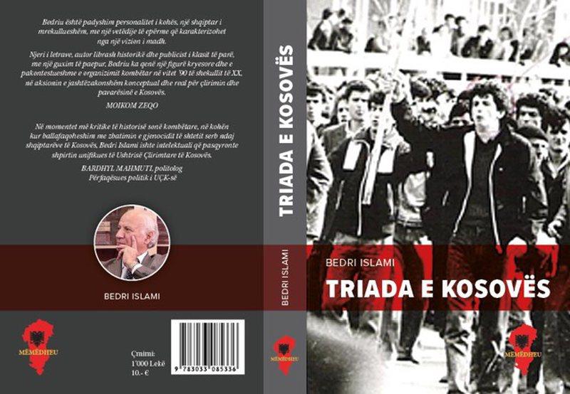 Përse librin tim për Kosovën ia kushtova Bujar Leskajt