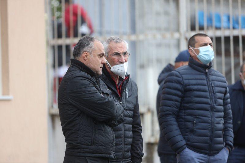 "Reja viziton ""fidanishten"" e Shkodrës, garanton se futbolli"