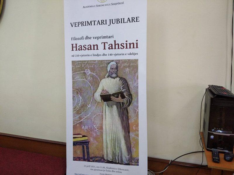 Akademikët, një aktivitet kushtuar filozofit dhe veprimtarit Hasan