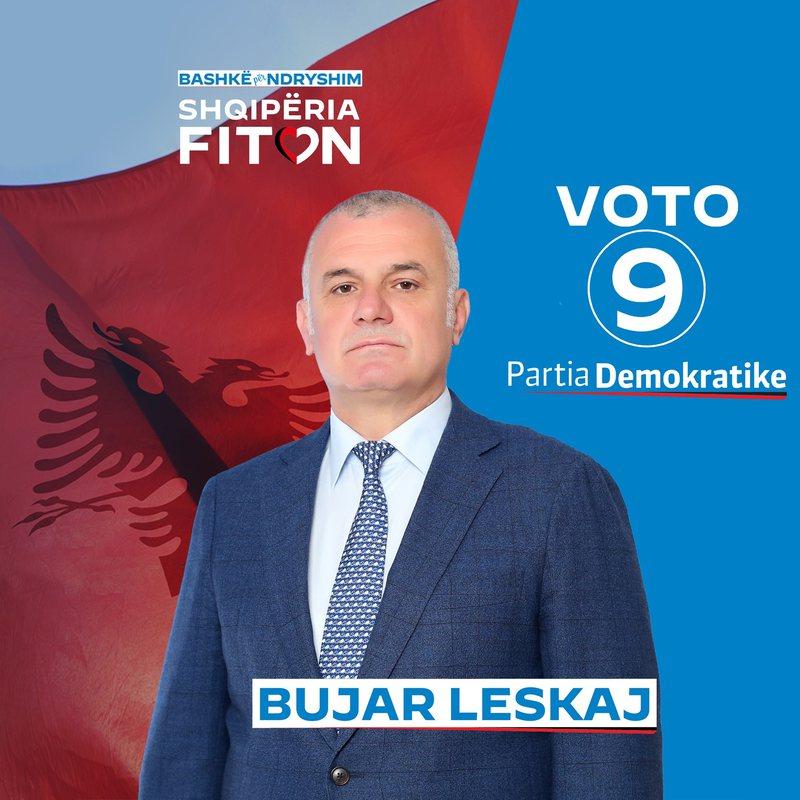 Fushata e Bujar Leskajt, risi në formë e në përmbajtje!