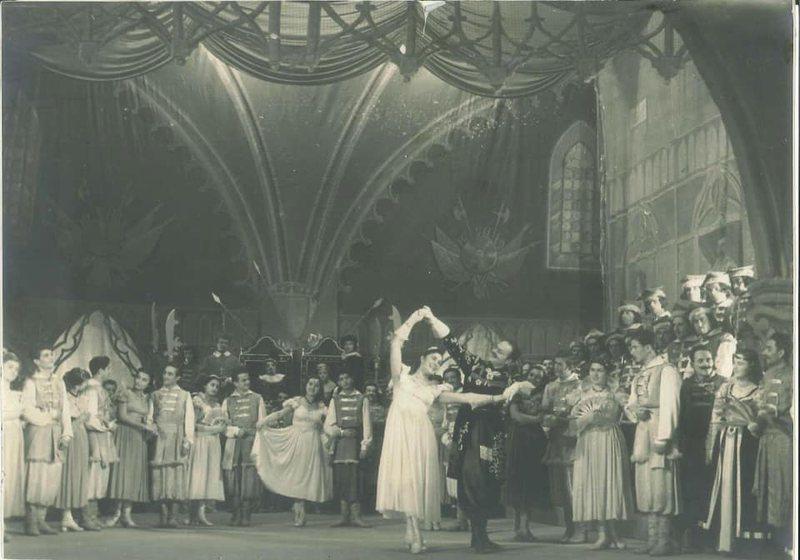 Historiku i TKOB, përmes imazheve të veprave operistike
