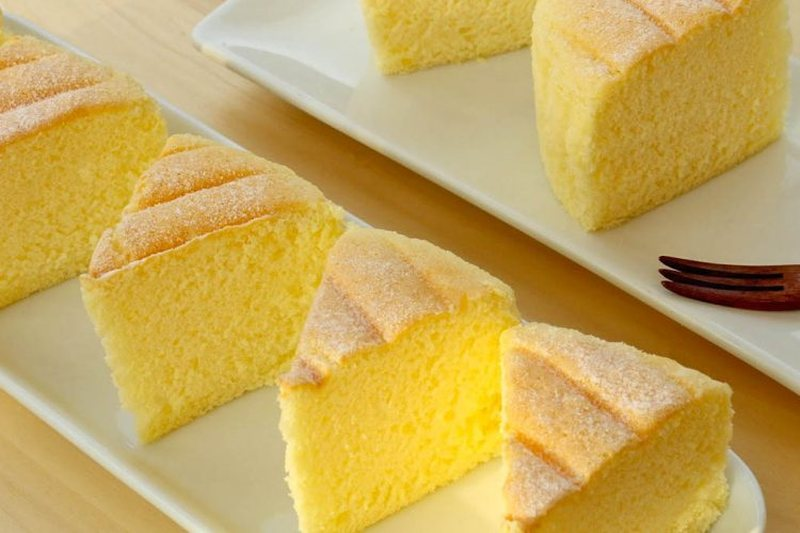So delicious soft cake / How to prepare it simply at home with only 3