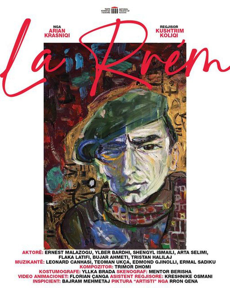 """""""La Rrém"""", një shfaqje për artistin"""