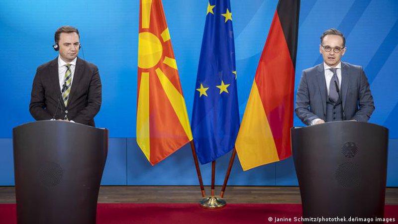 Shqipëria dhe Maqedonia e Veriut do trajtohen të ndara në