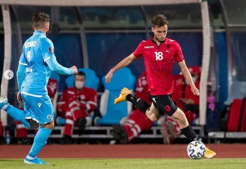 Mitaj excited in the National, Sadiku is punished for the missed penalty