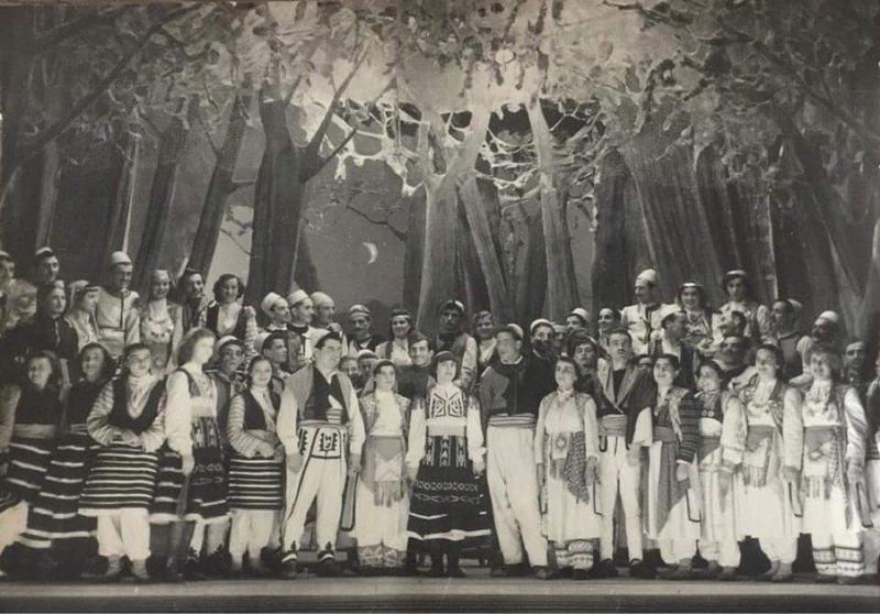 """TKOB: Opereta e parë shqiptare """"Agimi"""", u shfaq në 1955"""