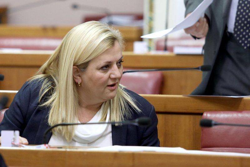 Mediat në Serbi u alarmuan pas deklaratës së saj për lirimin