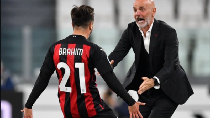 Milan defeats the 'old lady', climbs with 72 points