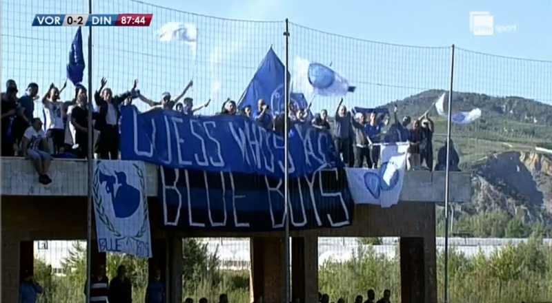 """Dinamo returns to the elite after 9 years, Superiore missed the """"blue"""