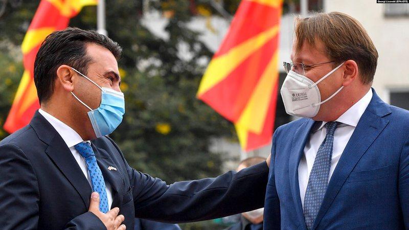 Hapja e negociatave, Zaev tur takimesh për të bindur Brukselin,