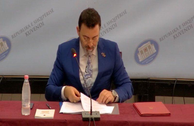 """""""Më 24 maj paraqitet raporti përfundimtar"""", Alket Hyseni"""
