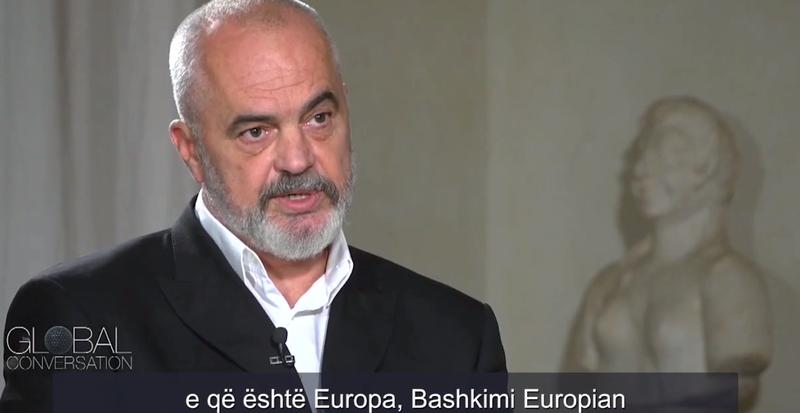 """""""Evropa nuk ka qenë e zonja në mbajtjen e premtimeve të"""