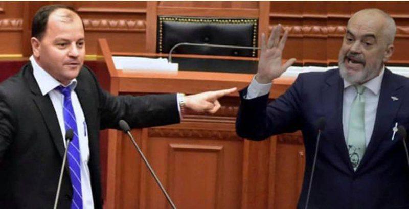 """""""Uragani popullor të vërshojë""""/ Nuk fitoi mandatin e"""