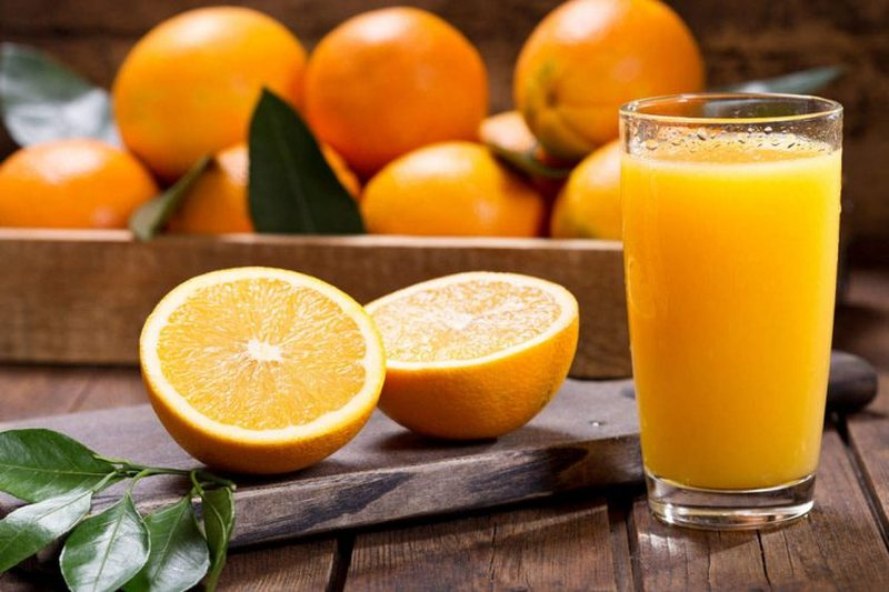 Drink a glass of orange juice every day and you will be surprised by what will