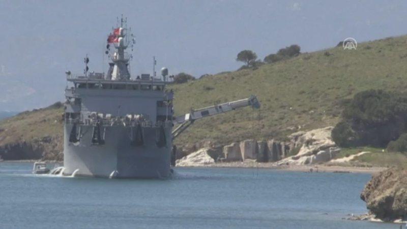 Shpërthejnë tensionet në afërsi të Qipros, disa anije