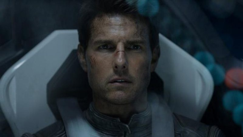 """Coming soon space shooting, Tom Cruise part of a """"crazy"""" project"""