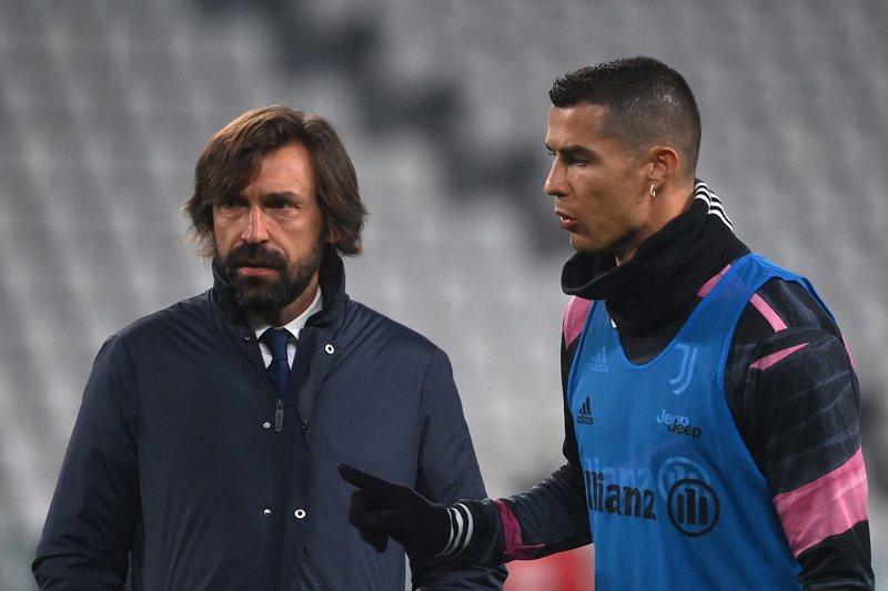 """Pirlo dhe Ronaldo me """"valixhe në duar"""", mbeten 3 sfida deri"""