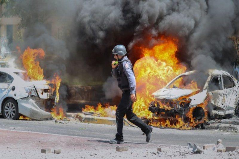 Ashpërsohen tensionet mes Izraelit dhe Palestinës, breshëri