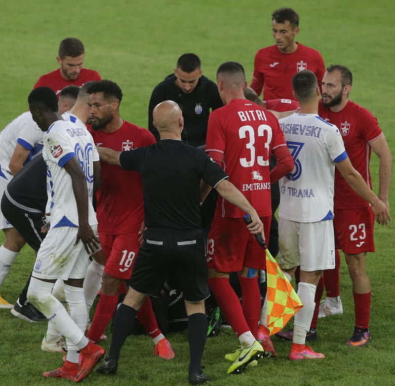 """Peace """"Bajrami"""" in the derby, the draw endangers the season of"""