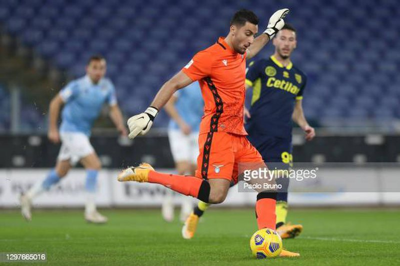 Strakosha returns to the title and with a victory at Lazio,