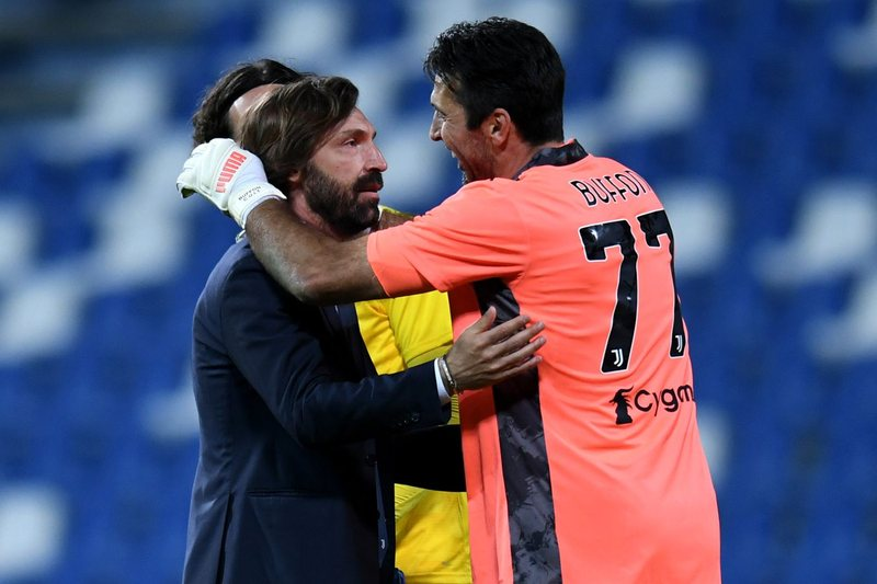 Pirlo honest: After the defeat with Milan it was not easy to raise your head,