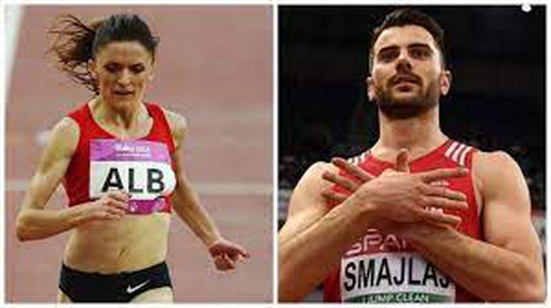 Officially only 2 qualified athletes in the Olympics, expectations are for 7