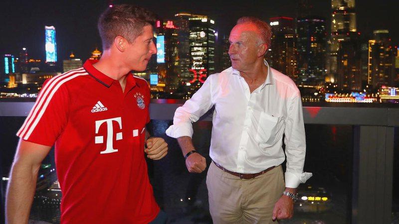 Rummenigge rejects Haland, praises Lewandowski as Bayern leader