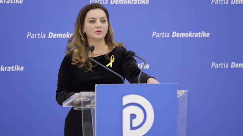 Vjen denoncimi i fortë i Partisë Demokratike, Albana Vokshi tregon se
