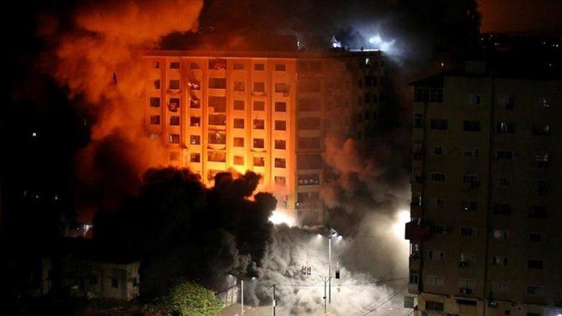 """""""U shtanga nga frika""""/ Jeton në Gaza, gazetarja shqiptare"""