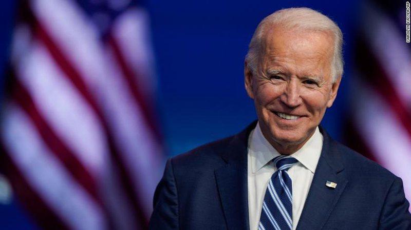Sulmet dhe konflikti i armatosur Palestinë-Izrael, Joe Biden bën