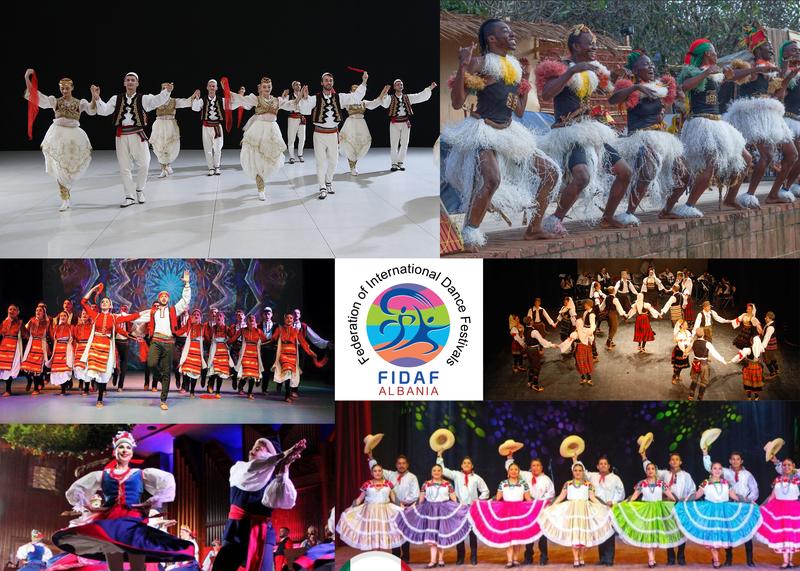 """International Folk Festival Tirana"", me 10 ansamble folklorike"