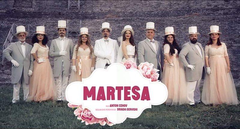 """""""Martesa"""" e Çehov, me shfaqjet e fundit këtë muaj"""
